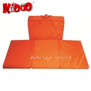 Дюшече за детска кошара от KIDDO в оранж - 2056