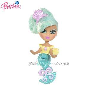 Barbie ПРЪСТЕН  с РУСАЛКА Petites Club - 0518  от Мател - N5258-P6905