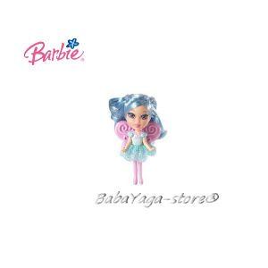 Barbie ПРЪСТЕН  с ФЕЯ Petites Club - 0503  от Мател, N5258-P6906