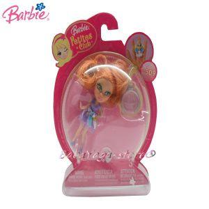 Barbie ПРЪСТЕН  с ФЕЯ Petites Club - 0509  от Мател, N5258-P9237