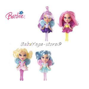 Barbie ПРЪСТЕН  с ФЕЯ Petites Club - 0504  от Мател - N5258-P6546