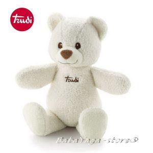 Trudi Plush baby toy Bear Cremino (36cm) ivory, 25995