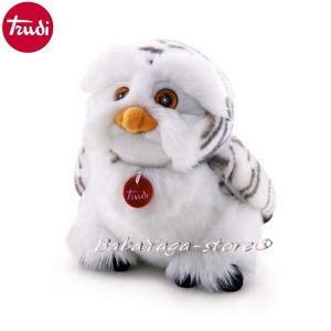 СОВА СНЕЖНА Giada Плюшена играчка от серията Forest на Trudi - 24632