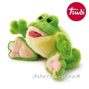 ЖАБА Louise Плюшена играчка от серията Forest на Trudi - 24771