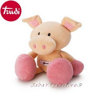 ПРАСЧО Плюшена играчка от серията Bussi Fun на Trudi (36см) - 29305