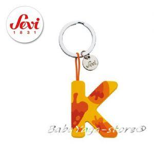 """Ключодържател - дървена БУКВА """"K"""" с марката Sevi - 82421"""