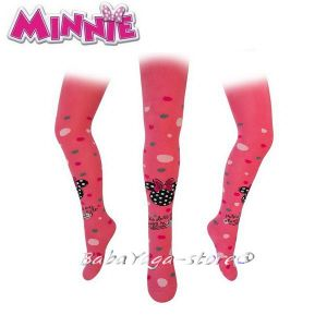 Чорапогащник Мини Маус - Minnie Mouse Tights MIN-18