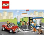 2013 LEGO Конструктор Bricks & More - Син Куфар с Блокчета Blue Suitcase - 10659