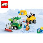 LEGO Bricks & More Road Construction Building Set, 5930