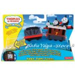 Fisher Price - Thomas & Friends Toby от серията Take-n-Play - Y1418