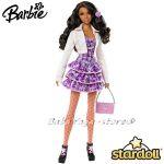 Barbie КУКЛА модна звезда Stardolls - W2199