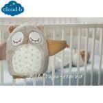 8524 Музикална играчка БУХАЛ с вграден сензор за движение от CloudB, Nighty Night Owl, Smart Sensor