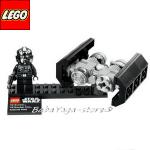LEGO STAR WARS TIE Бомбандировач и Астероидно поле, TIE Bomber & Asteroid Field, 75008