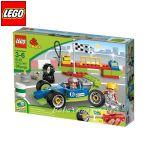 LEGO DUPLO Състезателен отбор Racing team, 6143