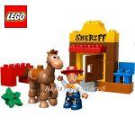 2013 LEGO Конструктор DUPLO Jessie's Round Up TOY STORE - 5657