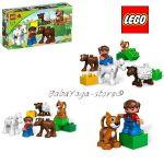 2013 LEGO Конструктор DUPLO Ветеринарна Ферма Farm Nursery - 5646