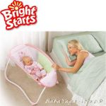 Bright Starts Playtime to Bedtime Sleeper Pritty in Pink, 60163