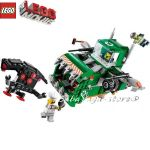 2014 LEGO Конструктор The Movie Trash Chomper - 70805