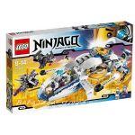 0/LEGO Конструктор NINJAGO Ninja Copter, нарушена опаковка, 70724