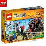 LEGO Конструктор CASTLE Бягство със злато - 70401