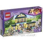 ЛЕГО ФРЕНДС Хартлейк Гимназия, LEGO Friends Heartlake High, 41005