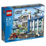 LEGO City Полицейски участък Police Station - 60047