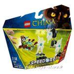 LEGO Конструктор CHIMA ПАЯЖИНИ - 70138