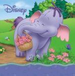 Мека книжка за баня Disney