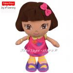 Fisher Price ДОРА плюшена кукла Dora Loves you - Y1430