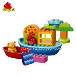 LEGO DUPLO Построй лодка, Toddler Build and Boat Fun - 10567