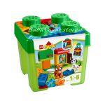 LEGO DUPLO Зелена кутия за забавления All-in-One Gift Set, 10570