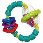 Bright Starts Дрънкалка КОСМОС Rattle Toy GRAB & SPIN, 8533