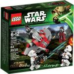LEGO STAR WARS Клонираните срещу Ситите, Republic Troopers vs. Sith Troopers, 75001