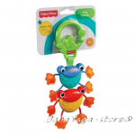 Fisher Price Играчка за количка ЖАБИ Frog Friends, Y6577