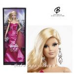 2014 Barbie Кукла колекционерска LOOK Collection Red Carpet - BCP89