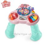 Bright Starts МАСА за игра Musical Learning Table от серията Having a'Ball, 9251
