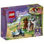 2014 LEGO Конструктор Friends ПЪРВА ПОМОЩ В ДЖУНГЛАТА - First Aid Jungle - 41032