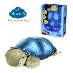 7324 Музикална нощна лампа КОСТЕНУРКА с Блутут от CloudB, Twilight Turtle Tunes