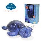 7423 Нощна прожекционна музикална лампа КОСТЕНУРКА за детска стая от CloudB, Tranquil Turtle, Ocean