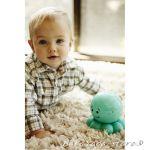 7451 Нощна лампа ОКТОПОД за детска стая от CloudB, Twinkles To Go Octo™ blue