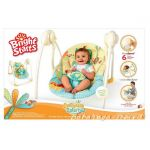 Bright Starts Portable Swing Sunnyside Safari, 7117