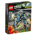 LEGO Hero Factory Робот СЪРДЖ срещу РОКА, Surge & Rocka Combat Machine, 44028