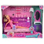 Simba Steffi Love - Спалня Sleapping room ( 30ч) 29 cм - 5730411