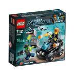 2014 LEGO Конструктор ULTRA AGENTS Нападение край реката Riverside Raid - 70160