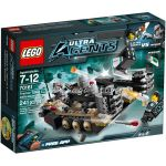 2014 LEGO ULTRA AGENTS Верижният нападател на Тремор Tremor Track Infiltration - 70161