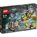 2014 LEGO Конструктор ULTRA AGENTS Токсичния срив на Токсикита Toxikita's Toxic Meltdown - 70163