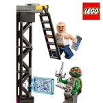LEGO Конструктор TURTLE Стаята за мутации Mutation Chamber Unleashed - 79119