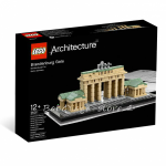 LEGO Architecture Бранденбургската врата, Brandenburg Gate, 21011