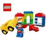 LEGO DUPLO Спасяването на Супермен, Superman Rescue - 10543