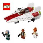 LEGO STAR WARS А-УИНГ Звезден Разрушител A-wing Starfighter, 75003